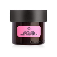 The Body Shop British Rose Fresh Plumping Mask 75Ml