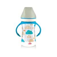 Lusty Bunny Botol Susu Anak Bayi Bottle Wide Neck With Handle 250 ML