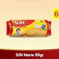 SUN Biscuit Marie Roll Kecil 80 gr