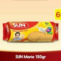 SUN Biscuit Marie Roll Besar 150 gr