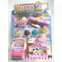 Mainan Es Cream Ice Cream Happy Shop Anak Perempuan