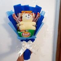 bouquet snack | buket wisuda | hadiah ulang tahun | bouquet wisuda