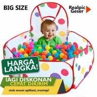 Keranjang mandi bola besar untuk anak