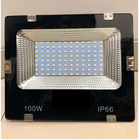 LED SOROT 100W FLOOD LIGHT LAMPU PENERANGAN 100 W WATT OUTDOOR