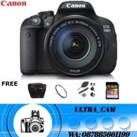 Canon EOS 700D Kit 18-55mm IS STM PAKET