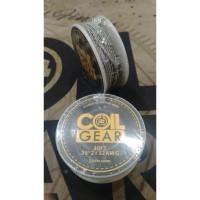 Coil Gear Fused Clapton Ni80 26*2+32 30Feet 9.2Meter Vape Kawat