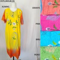 Daster Lukis Jumbo Baju Tidur Batik Pekalongan 1