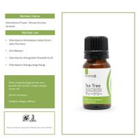 Tea Tree Essential Oil 20 ml (Menyembuhkan Jerawat)