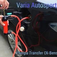 Pompa transfer Bensin Oli Q1 Sedot Manual 5L/min