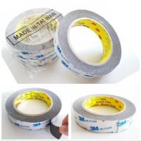 Double Sided Tape 23mm x 4.5 m Busa Perekat Bolak Balik 3M Taiwan