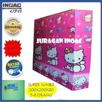 Kasur Super Jumbo Tebal 30 cm Busa Inoac Eon Lg Uk 200 x 200 x 30 cm