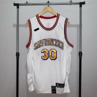 Jersey Basket Swingman NBA Golden State Warriors Stephen Curry city