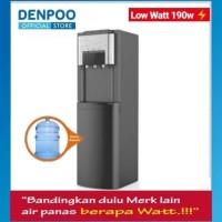 Dispenser DENPOO DDB 49 GALON BAWAH PIPA STAINLESS STEEL,LOW watt 190w