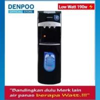 Dispenser Denpoo DDB-29 Galon Bawah, Hot, Cold & Normal,LOW watt 190w