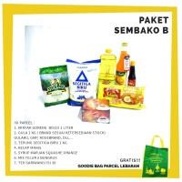 bingkisan paket Ramadhan/ bingkisan parcel ramadan/ ied Mubarak syawal