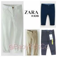 ORIGINAL Z*RA Chino baby kids pants celana panjang bayi anak laki zara