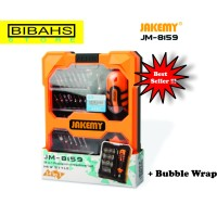 Obeng Set Jakemy 34 in 1 - JM-8159