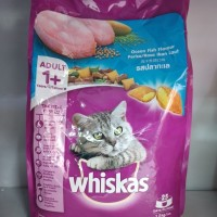 whiskas ocea fish & tuna 1,2