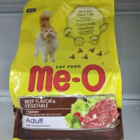 me-o beef flover & vegetable 1,2kg