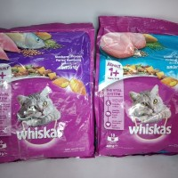 whiskas mackerel & ocean 480gr