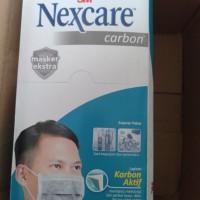 masker 3M nexcare carbon