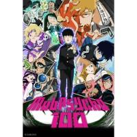 FIlm Anime Mob Psycho 100