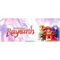 DVD FIlm Anime Magic Knight rayearth sub english