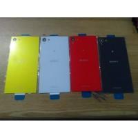 Tutup Casing Belakang Sony Xperia Z5 Compact Backdoor Back Door