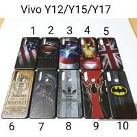 Hardcase Vivo Y17 back hard case Casing Hardcase Vivo Y 17 Mancase