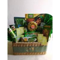 Parcel Pekanbaru Parcel Lebaran Abudabi Wonderful Green Hampers