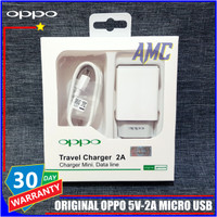 Charger Oppo F3 F5 F5 Youth F7 ORIGINAL 100% Micro USB