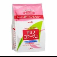 Meiji amino collagen pink refill 214gr
