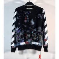 hoodie off white galaxy diagonal