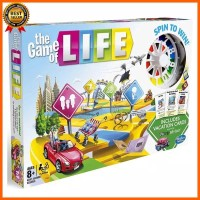 Mainan Edukasi Anak The Game Of life / Board Games / Family Games