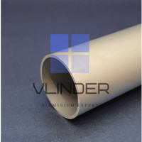 Pipa Aluminium OD 43.5 mm x ID 40 mm, t. 1.75 mm