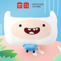 MINISO Boneka Mainan Bantal Karakter Adventure Time Lucu Toy Anak Unik