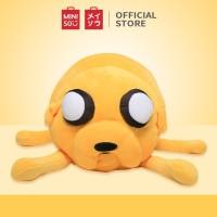 MINISO Boneka Mainan Bantal Karakter Adventure Time Lucu Toy Anak Besa