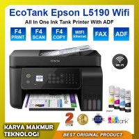 Epson L5190 WiFi All In One Ink Tank Printer with ADF