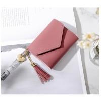 W62 Dompet Pendek Wanita Love Pendant / Women Short Wallet