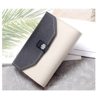 W61 Dompet Pendek Wanita Fashion Sun Flower / Women Short Wallet