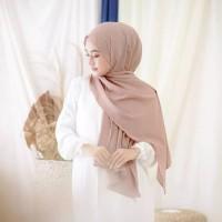 Hijab Pashmina Sabyan - Kerudung Pasmina Diamond Italiano Premium