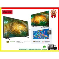 SONY LED TV KD 55X8000H - SMART TV LED 55 INCH ANDROID TV 4K 55X8000H
