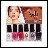 MADAME GIE NAIL SHELL NATURAL