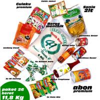 Paket No 26 Parcel Sembako Beras Mentik EXP DATE AMAN