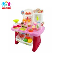 Mainan Masak Anak Mainan Gerobak Es Krim Mainan Edukasi