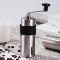 Alat Penggiling Biji Kopi Manual Coffee Grinder Bahan Stainless Steel