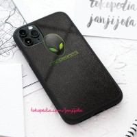 Casing case iPhone Alienware Black 11 X Xs 8 7 6 6s Pro Max Plus