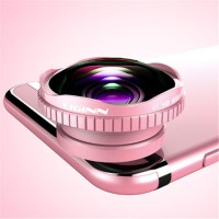 L-150 Mobile Phone Lens 12mm 4K HD Wide Angle With Macro Lens