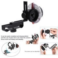 Follow Focus F0 With Adjustable Gear Ring Belt For Canon Nikon So