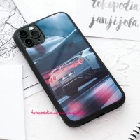 Casing case iPhone 11 X Xs 8 7 6 6s Pro Max Plus A6m2 Zero With Nissan